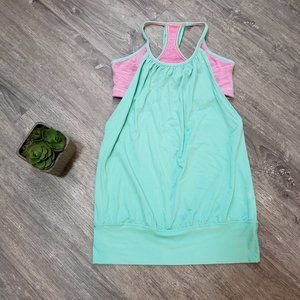 Lululemon No Limits Tank Sz 6 Wee Are From Space